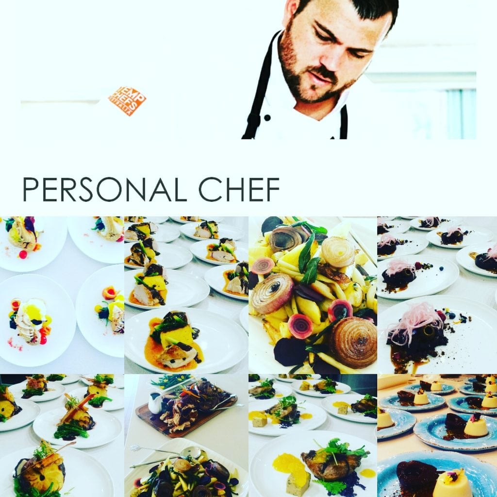 Personal and Private Chef Services for Brisbane Homes